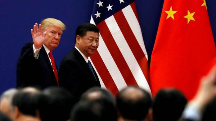 AS meminta Tiongkok untuk mengurangi surplus perdagangannya setidaknya 200 miliar dolla AS pada akhir tahun 2020. Foto : Forex