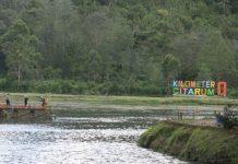 pengendalian pencemaran sungai Citarum, Situ Cisanti kabupaten Bandung