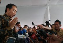 Presiden Joko Widodo ingin aparatur sipil negara bergerak dan bertindak cepat dalam melayani masyarakat. Foto : Indonesiakita.co