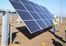 Sampai dengan tahun 2018, pemanfaatan energi surya melalui Pembangkit Listrik Tenaga Surya (PLTS) sebesar 94,42 MWp. Foto : Jakartakita.com