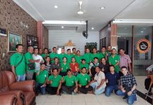 Panitia penyelenggara Jambore Petani Sawit Berkelanjutan ingin Presiden Joko Widodo hadir dalam kegiatan yang mereka gelar. Foto : Istimewa