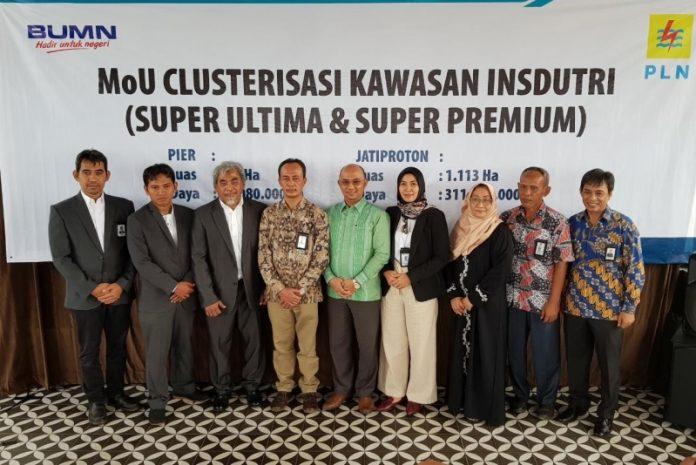PT Perusahaan Listrik Negara (Persero) siap memasok listrik ke dua kawasan industri di Jawa Timur (Jatim). Foto : Kominfo Jatim