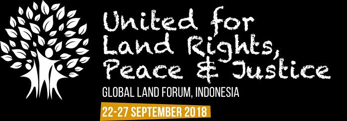 Komitmen Indonesia untuk menyelesaikan masalah reforma agraria menjadi pertimbangan khusus bagi pihaknya untuk menetapkan Indonesia sebagai tuan rumah GLF 2018. Foto : Land Portal