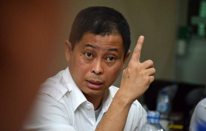 Menteri Energi Dan Sumber Daya Mineral (ESDM), Ignasius Jonan, mendorong semua kota besar di Indonesia agar iuran pengelolaan sampah dimanfaatkan untuk kelistrikan. Foto : Beritasatu