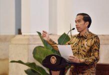 Presiden Joko Widodo mengatakan bahwa program pemberian sertifikat juga merupakan reformasi agraria yang masih dikejar penyelesaiannya. Foto : Arah.Com