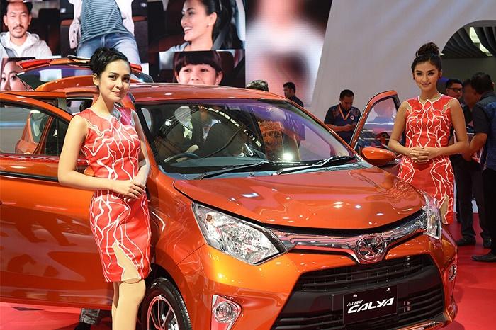 Toyota menjamin produk yang dipasarkannya baik yang diproduksi di Indonesia maupun di luar negeri akan sesuai dengan peraturan pemerintah. Foto : Toyota