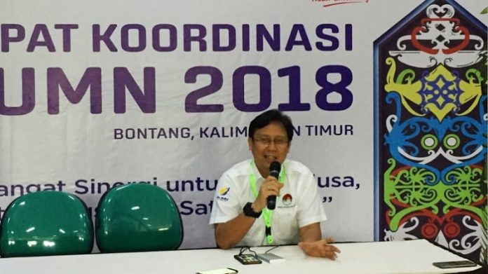 Direktur Utama PT Inalum Budi Gunadi Sadikin menuturkan bahwa pabrik pengolahan gasifikasi batu bara sendiri direncanakan mulai beroperasi pada November 2022. Foto : Kumparan