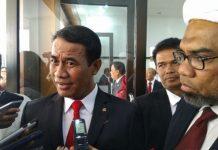 Menteri Pertanian Andi Amran Sulaiman menargetkan untuk mengembalikan kehormatan Indonesia sebagai produsen utama rempah-rempah dunia. Foto : Antara