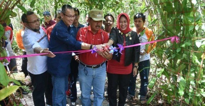 Pertamina Jadikan Arboretum Gambut RBORETUM GAMBUT