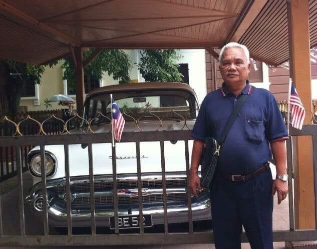 Eling Soetikno pernah tercatat sebagai wartawan Media Indonesia di Bangka Belitung bermarkas di Pangkalpinang. Foto : Istimewa