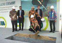 Gubernur DKI Jakarta Anies Baswedan mengatakan pembangunan teknologi yang ada di ITF Sunter ini dapat mengubah cara berpikir bahwa sisa kegiatan warga Jakarta, dalam hal ini sampah, adalah tanggung jawab bersama. Foto : Era.id