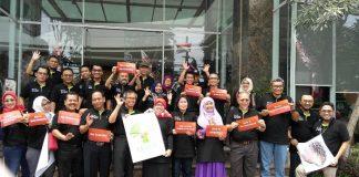 Masyarakat Perkelapa-Sawitan Indonesia (MAKSI) sebagai asosiasi terbesar peneliti kelapa sawit Indonesia menyatakan sikap menolak isi dari buletin resmi yang dirilis World Health Organization (WHO). Foto : GAPKI