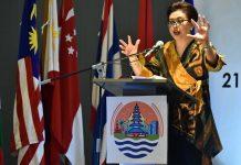 Direktur Jenderal Pengelolaan Sampah, Limbah dan Bahan Berbahaya Beracun (PSLB3) KLHK, Rosa Vivien Ratnawati menegaskan bahwa masalah puing-puing plastik laut telah menjadi salah satu prioritas untuk diselesaikan. Foto : KLHK