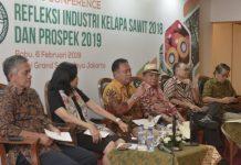 Ketua Umum GAPKI Joko Supriyono optimistis penyerapan CPO untuk pemenuhan biodiesel di dalam negeri akan terus meningkatkan. Foto : GAPKI