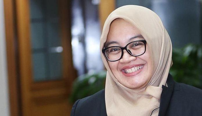 Staf Ahli Menteri Lingkungan Hidup dan Kehutanan Laksmi Widiyanti menyatakan bahwa Terlebih di dalam program REDD, eksistensi KPH ini akan sangat penting karena KPH ini bisa dijadikan strategi dalam penguatan REDD. Foto : Kai/TROPIS.CO