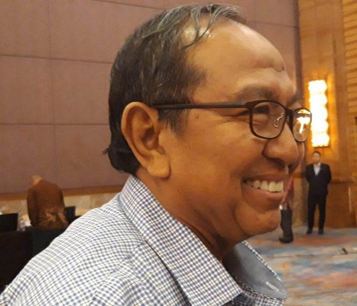 Prof Muhammad Na'eim merupakan Guru Besar Fakultas Kehutanan Universitas Gadjah Mada sekaligus pakar Silvikultur Intensif. Foto : Istimewa