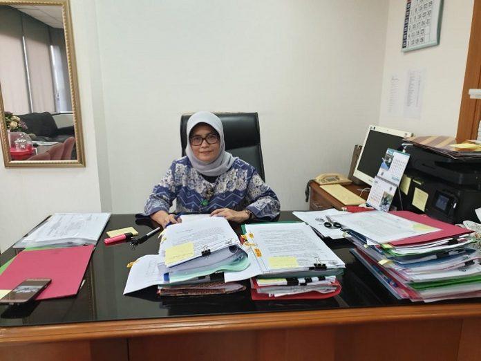 Direktur Rencana Penggunaan dan Pembentukan Wilayah Pengelolaan Hutan Roosi Tjandrakirana mengakui, persoalan yang dihadapi dalam operasionalisasi KPH adalah masih terbatasnya anggaran dan sumber daya manusia (SDM). Foto : Andeska/TROPIS.CO