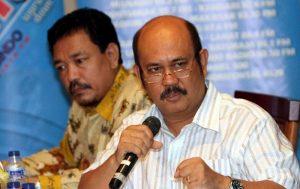 Dr Rachmad Pambudy jadi kandidat yang disodorkan Prabowo untuk mengisi Kabinet Presiden Joko Widodo. Foto : Tribunnews.com