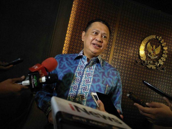 Ketua DPR RI Bambang Soesatyo menilai jika saja dilaksanakan dengan konsisten dan sungguh-sungguh, Peraturan Pemerintah (PP) Nomor 45 Tahun 2004 bisa mencegah atau meminimalisir potensi Karhutla. Foto : Netralnews.com