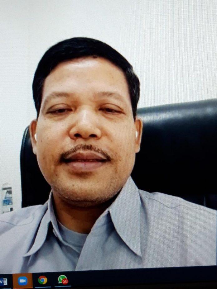 Ketua Gapki Sumbar Bambang Wiguiritno menilai, produksi dan distribusi CPO di Sumatera Barat tetap berjalan normal. Foto: Istimewa