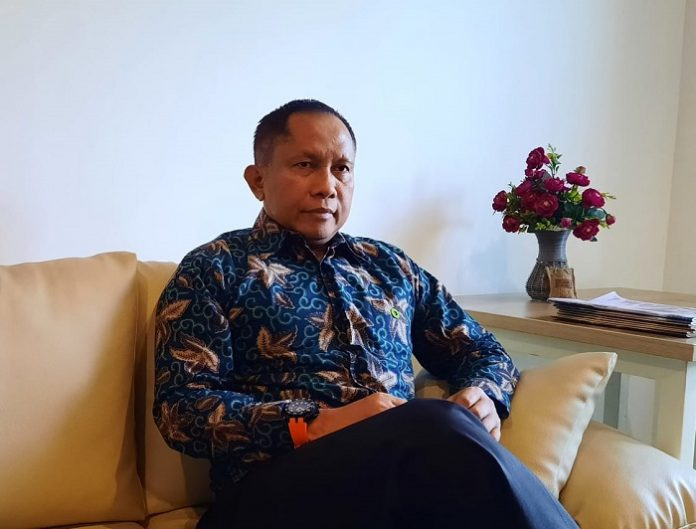 Mahawan Karuniasa, Dosen Ilmu Lingkungan Universitas Indonesia dan Pendiri Environment Institute juga menyampaikan bahwa Indonesia perlu proaktif untuk memanfaatkan momentum ini untuk meningkatkan kerja sama bilateral dengan Amerika Serikat dalam pendanaan maupun investasi hijau. Foto: Environment Institut