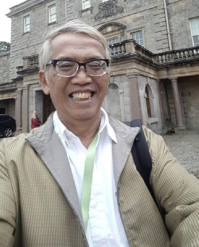Prof Supiandi Sabiham menyatakan, dalam hal perubahan penutupan lahan ini mempunyai hubungan erat dengan kenaikan penduduk pada piramida ekspansif. Foto: The Palm Scribe