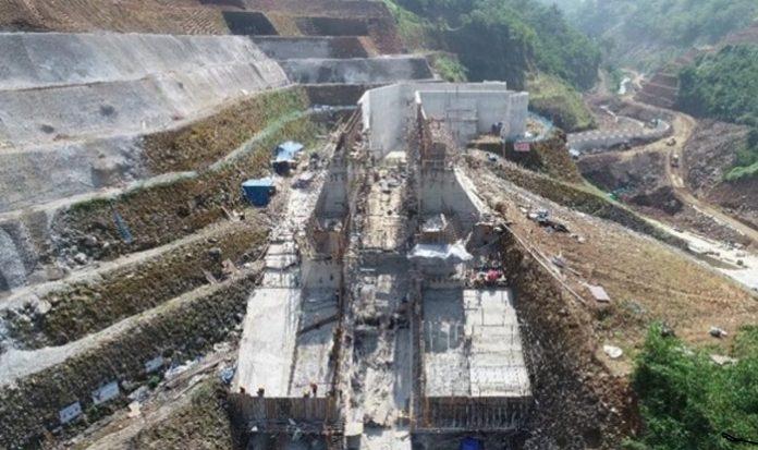 Pembangunan Bendungan Ciawi merupakan bagian dari rencana induk (masterplan) pengendalian banjir Jakarta. Foto: Kementerian PUPR