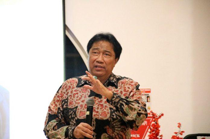 Ketua Umum Yayasan Peduli Hutan Indonesia (YPHI) Dr. Transtoto Handadhari akan mendeklarasikan YPHI pada akhir Juni 2021. Foto: APHI