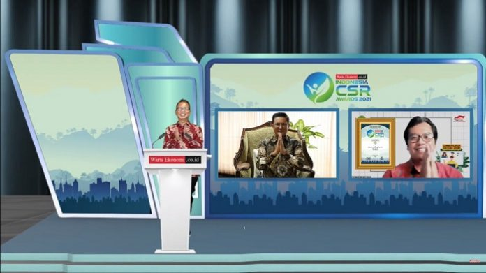 Astra Agro Raih Indonesia Best CSR Awards 2021. Foto: Astra Agro