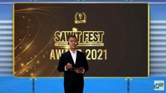 Melalui SAWIT FEST ini diharapkan menjadi momentum bagi tumbuhnya generasi muda yang akan menjadi perisai minyak sawit berkelanjutan Indonesia. Foto: InfoSAWIT